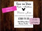 Disney Wedding Invitation Template 8 Disney Wedding Invitation Template Word Psd Ai