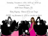 Diva Baby Shower Invitations Exclusive Hollywood Diva Baby Shower Invitation by Jcbabycakes