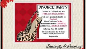 Divorce Party Invite Wording Wording for Divorce Party Invitations Party Invitations