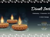 Diwali Invitation Cards for Party Free Diwali Invitation Card Online Invitations