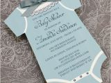 Diy Baby Shower Invitations for Boys Diy Baby Boys Sie Shower Invitation Template From