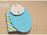 Diy Baby Shower Invitations for Boys Diy Baby Shower Invitations Boy Diy Do It Your Self
