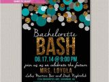 Diy Bachelorette Party Invitations Bachelorette Bash Bachelorette Party Invitation Custom