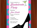 Diy Bachelorette Party Invitations Bachelorette Party Invitation Printable Diy