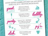 Diy Bachelorette Party Invitations Unavailable Listing On Etsy