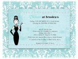 Diy Breakfast at Tiffany S Bridal Shower Invitations Diy Printable Breakfast at Tiffany 39 S by 1chicncraftymama