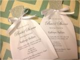 Diy Bridal Shower Invites How to Diy Bridal Shower Invitations We Tie the Knots