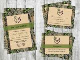 Diy Camo Wedding Invitations the Hunt is Over Wedding Invitation Sets Camo by theinkbasket