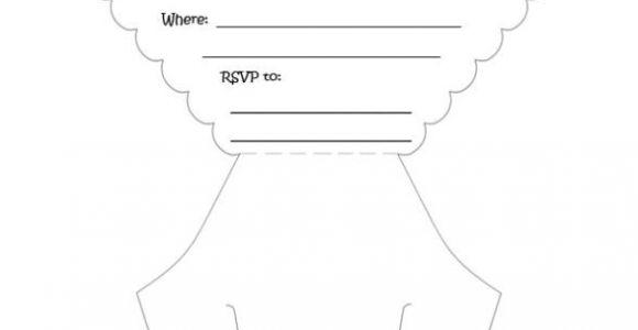 Diy Diaper Baby Shower Invitation Template Baby Shower Invitations Diy Baby Shower Invitation Ideas