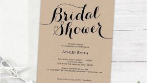 Diy Free Printable Bridal Shower Invitations Luxury Wedding Shower Invitations Diy Ideas