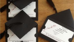 Diy Graduation Cap Invitations Graduation Cap Invitation Ideas Graduation 2013