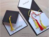 Diy Graduation Cap Invitations Mortarboard by Tessaduck at Splitcoaststampers