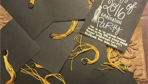 Diy Graduation Invitation Ideas Diy Graduation Invitation Party Ideas Pinterest