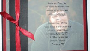 Diy Graduation Invitations Diy High School Graduation Announcements Wedding