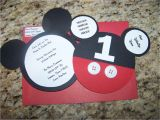 Diy Mickey Mouse Party Invitations Diy Mickey Mouse Invitations Template Best Template