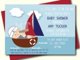 Diy Nautical Baby Shower Invitations Nautical Baby Shower Invitation Nautical Baby Shower