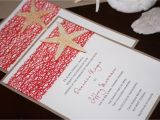 Diy Party Invitation Kits Beach Wedding Invitation Sets Diy Wedding Invitation