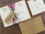 Diy Party Invitation Kits Custom Wedding Invitation Kits Diy Projects Craft Ideas