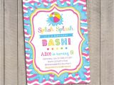 Diy Pool Party Invitation Ideas Diy Pool Party Invitations Diy Pool Party Invitation Ideas