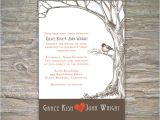 Diy Tree Wedding Invitations Rustic Tree Invitation Printable Diy for Wedding or