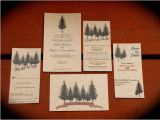 Diy Tree Wedding Invitations Rustic Tree Wedding Invitation Diy Printable Rustic