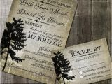 Diy Tree Wedding Invitations Tree Wedding Invitation Vintage Tree Printable Wedding