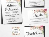 Diy Wedding Invitation software 16 Printable Wedding Invitation Templates You Can Diy