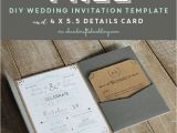 Diy Wedding Invitation software Wedding Invitation Templates Do It Yourself Wedding