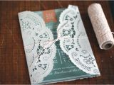 Diy Wedding Invitations with Lace Oh What Love Diy A Lace Doily Wedding Invitation Sleeve