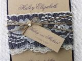 Diy Wedding Invitations with Lace Rustic Wedding Invitation Lace Wedding Invitation Shabby
