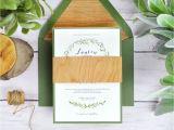 Diy Woodsy Wedding Invitations 4 Ways to Diy Rustic Wedding Invitations with Wood Paper