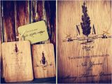 Diy Woodsy Wedding Invitations top 6 Rustic Wedding Invitations for Shabby Chic Weddings