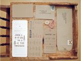 Diy Woodsy Wedding Invitations Woodsy Rustic Style Wedding Invitation Rustic Wedding Chic