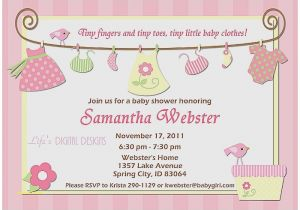 Do It Yourself Baby Shower Invites Baby Shower Invitation Best Of Do It Yourself Baby Shower
