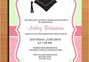 Do It Yourself Graduation Invitations Graduation Party Invitation Cards Oxsvitation Com