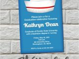 Do It Yourself Graduation Invitations Nurse Graduation Invitation Do It Yourself Digital Print