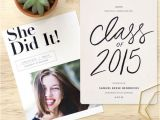 Do It Yourself Graduation Invitations Pinterest Graduation Invitations Oxsvitation Com
