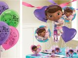 Doc Mcstuffins Invitations Party City Doc Mcstuffins Balloons Party City