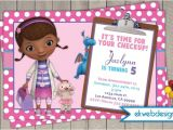 Doc Mcstuffins Invitations Party City Doc Mcstuffins Birthday Invitations Doctor Mcstuffins