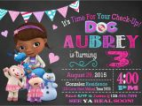 Doc Mcstuffins Party Invites Doc Mcstuffins Party Invitations Doc Mcstuffins Party
