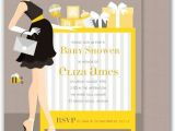 Doc Milo Baby Shower Invitations Mom to Bee Baby Shower Invitation by Doc Milo
