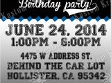 Dodger Party Invitations Mlb Los Angeles Dodgers Birthday Invitations Kustom