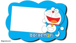 Doraemon Birthday Invitation Template Free Printable Doraemon Birthday Invitations Bagvania