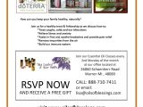 Doterra Party Invites Doterra Invitation Template