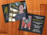 Double Sided Graduation Invitations Cards Ideas with Double Sided Graduation Invitations Hd