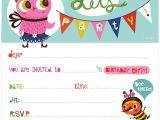 Downloadable Free Birthday Invitation Templates 100 Free Birthday Invitation Templates You Will Love