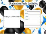 Downloadable Graduation Invitation Templates Free Printable Graduation Invitation Templates 2013