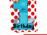 Dr Seuss 1st Birthday Party Invitations Dr Seuss Invitations for 1st Birthday Ly by Dpdesigns2012