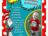 Dr Seuss 1st Birthday Party Invitations Dr Seuss Quotes Birthday Image Quotes at Relatably