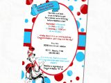 Dr Seuss Baby Shower Invitation Template 8 Best Of Dr Seuss Free Printable Invitations Dr